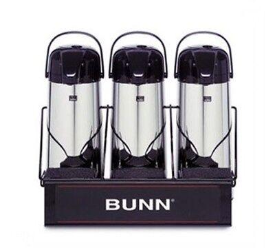 Bunn Airpot Serving Rack -apr-3-0003 Airpots Sold Separately