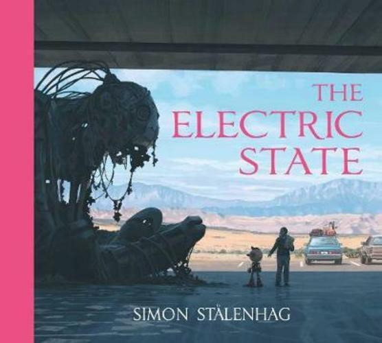 The Electric State By Simon Stalenhag: Used