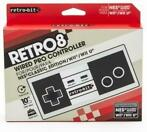Retro8 Wired Pro Controller for NES Classic, Wii and Wii ...