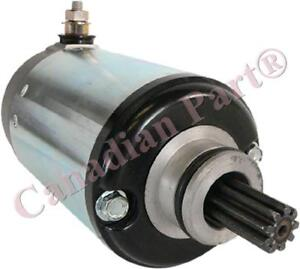 New DENSO Starter for BOMBARDIER Traxter 500,Traxter 500 SND0482