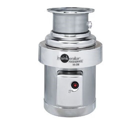 Insinkerator Ss-200-5-ms Complete Disposer Package #5 Adaptor 2 Hp