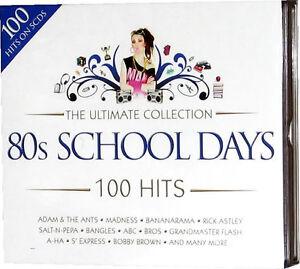 Ultimate-Eighties-Reunion-5-CD-80s-1980s-Original-Music