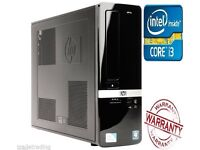 HP PRO Slim Intel Core i3 3.10GHz - 4GB - 500GB HDD