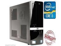 HP PRO Slim Intel Core i3 3.10GHz - 8GB - 500GB HDD