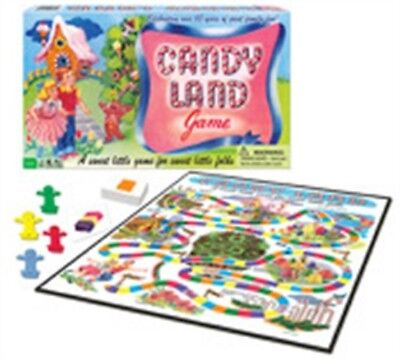 Candyland 1189 Candy Land Board Game - Candyland Gameboard
