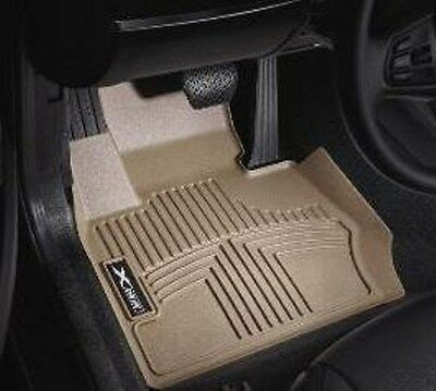 BMW BEIGE All Weather Floor Liners set of 4 2007   2012 E90E91 xDRIVE