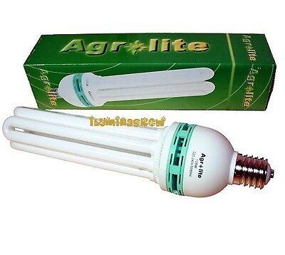 Bombilla Bajo Consumo CFL 105W E40 Luz Blanca 6400K Crecimiento AGROLITE