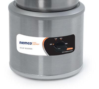 Nemco 6100a Round Warmer - 7 Qt. 120v