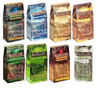 (Basilur Tea Oriental Collection 100g- 3.53oz Loose Leaf Ceylon Tea)