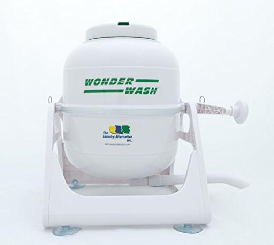 5-lb Non-electric Portable Compact Mini Washing Mashine For