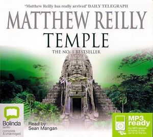 Matthew-REILLY-TEMPLE-Audiobook