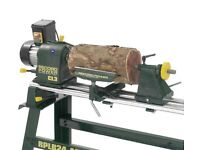 Record power CL1 Wood turning Lathe inc bench and accessories
