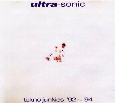 ULTRA SONIC - TECHNO JUNKIES