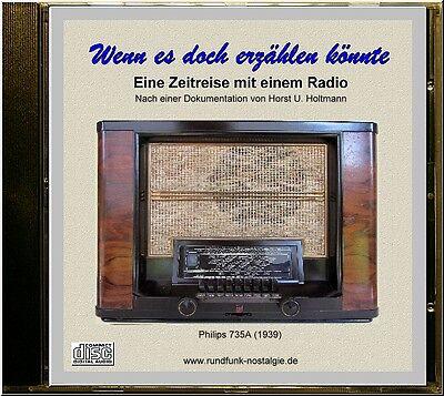 Wenn es doch erzählen könnte /  Radio Rundfunk