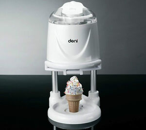 Deni Soft Serve Ice Cream Maker NEW