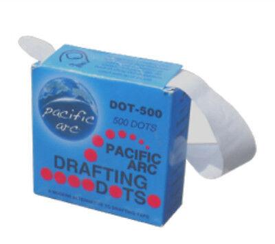 Top Notch Drafting Dots 500 per Box DOT-500