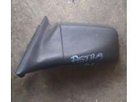 Vauxhall Astra N/S Wing Mirror In Black Colour (1997)