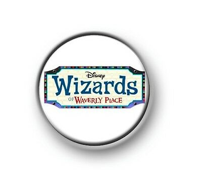 "WIZARDS OF WAVERLY PLACE / 1"" / 25mm - Wizards Of Waverly Place Alex"