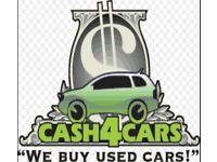 CARS 4 CASH WANTED ALL VANS BIKES 4X4 FROM £50-£4000 FREE COLLECTION