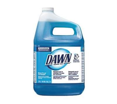 Dawn Dishwashing Liquid, Original Scent, 1 Gallon, Carton Of 4 Dishwashing Liquid Gallon
