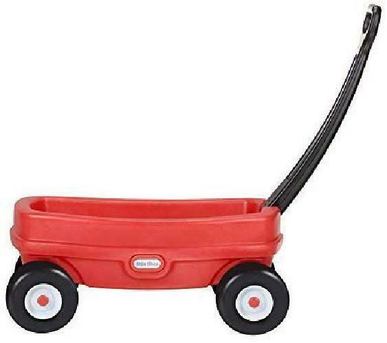 Wagon Cart Folding Collapsible Pull Indoor Outdoor Toys Hand