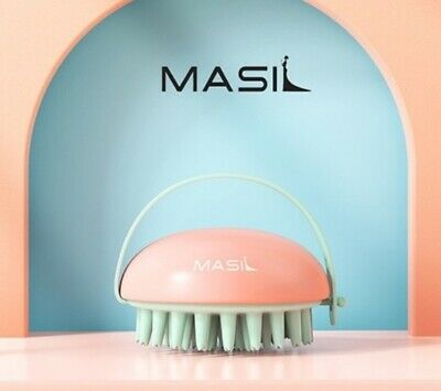 [MASIL] Head Cleaning Massage Brush - 1ea for healthier scalp