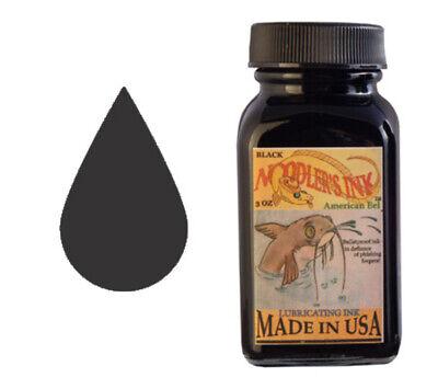 Noodler's Ink Refills Black Eel Bottled Ink - (Brown) New In Box Brown Bottled Ink Refill