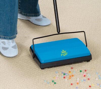 hard floor sweeper vacuum cordless kitchen broom