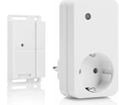 SF Funk Abluftsteuerung bis zu 1000 Watt Dunstabzugshaube Fensterschalter NEU ()
