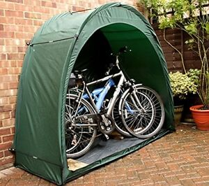 Beautiful ... Outdoor Bicycle Storage Shed : Bike Storage Tent Shed Garden Bicycle  Cycle Cover Tidy ...