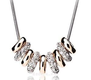 Fashion-necklace-pendant-with-chain-Swarovski-crystal-1952-2