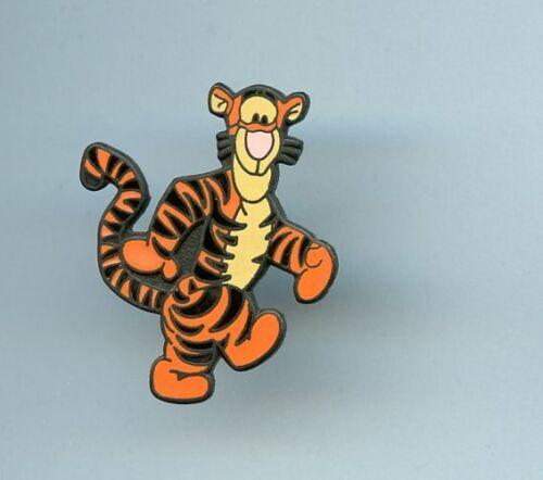 The Disney Store - Pooh friend Tigger Walking Older Hat Pin RARE