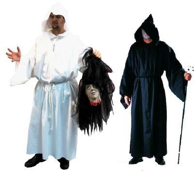 Halloween Kostüm Henker Robe Abt Kutte Mönch