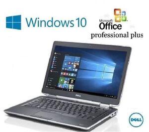 I5 - Dell Latitude E6420 laptop