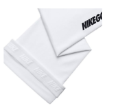 Nike Golf Dri-Fit UV  Solar Sleeves Unisex 1 Pair (2 Sleeves )-Color Whit
