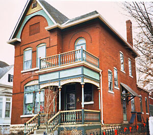Character House in St Clair neighbourhood.