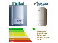 Free Boiler from Government boiler scheme with nothing to pay back.