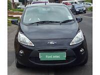 Ford Ka ZETEC Black 2010 low milage