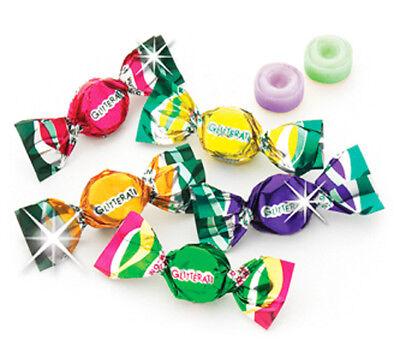Chipurnoi Glitterati Fruit & Berry Medley Miniature Hard Candies SUGAR 1lb