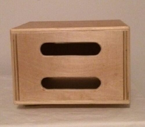 New Full Apple Box (Polyurethane) for Film/Stage/Studio Grip
