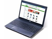 "Acer TravelMate 5735 Laptop 15.6"""
