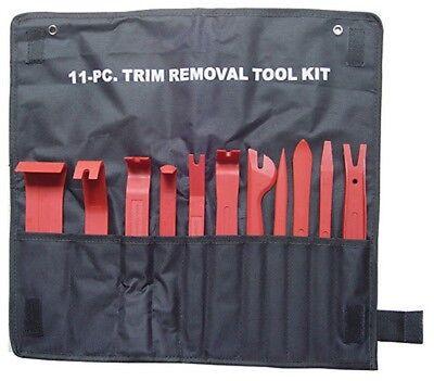 - Car Auto Body Interior Door Panel Trim Clip Hardware Tool Remover Removal Kit