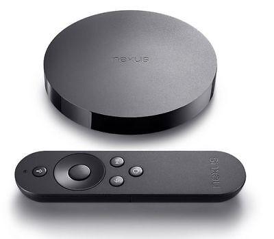 Google - Nexus Player Streaming Media Console TV500I - Black