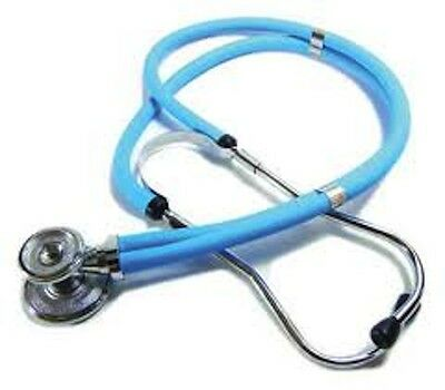 New In Box Light Blue Sprague Rappaport Stethoscope