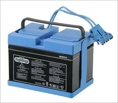 Peg Perego 12v Blue Battery IAKB0501 12 Volt for ride on toys.  Fits John Deere