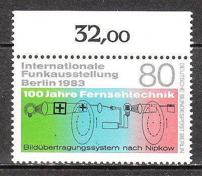 Berlin 83 Mi. Nr. 702 Oberrand Postfrisch (3814)