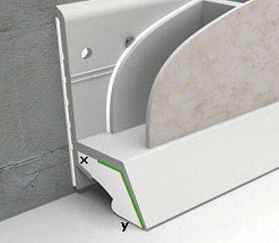 Cladseal Decorative Wall Panel & Cladding Sealing Trim
