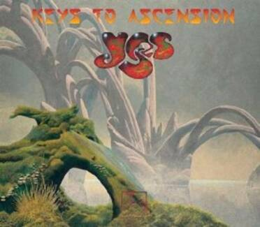 Yes-Keys to Ascension - Box Set - 4 x CDs, i x DVD Windsor Brisbane North East Preview