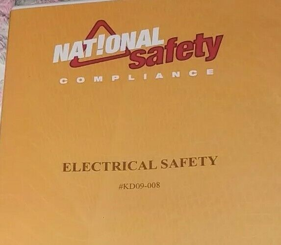 ELECTRICAL SAFETY Safety Training National Safety Compliance OSHA ORIG OWN #178