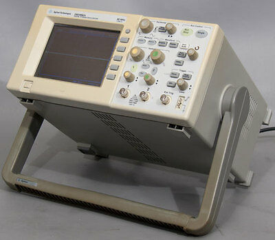 Hp Agilent Dso3062a 2-channel Digital Storage Oscilloscope 60 Mhz 1 Gsas